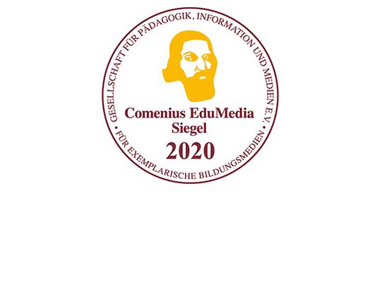 Titelbild für Verleihung des Comenius Siegels